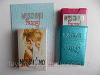 Мини-парфюм Moschino Funny 20мл + чехол