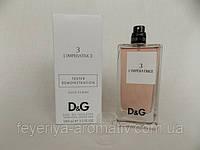 Тестер Туалетная вода Dolce & Gabbana Anthology L'Imperatrice №3 100мл