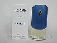 Тестер Туалетная вода Givenchy Blue Label 100мл