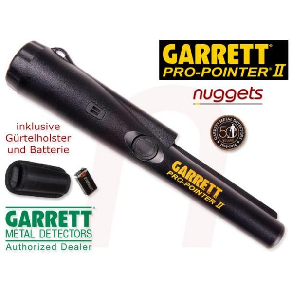 Купить пинпоинтер garrett pro-pointer ii в москве.