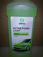 Активная пена автошампунь Grass Foam Light (1л)