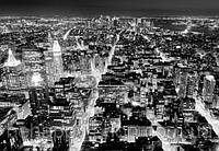 Фотообои Вид с Эмпайр Стейт Билдинг, 366х254 см