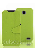 Чехол-книжка MOFI для смартфона Lenovo A820 (Green)