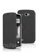 Чехол-книжка MOFI для смартфона Lenovo S920 (Gray)