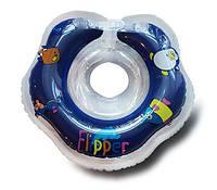 Музыкальный круг на шею Flipper для купания.малышам и младенцам Flipper.РОССИЯ