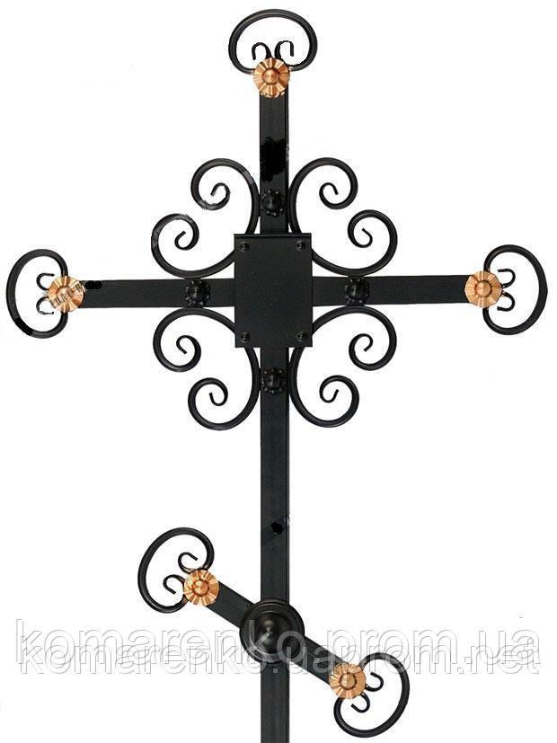 Могильные кресты из металла своими руками