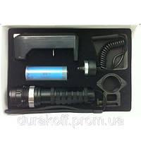 Под ствольный Фонарь Police BL-Q8483 - 6000W фонарь под ружье