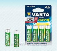 Аккумулятор пальчиковый Varta AA 2400 Ready 2 Use - 4шт