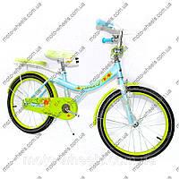 "Велосипед для девочки Azimut Sweet 20"""