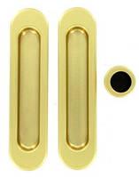 Ручки для раздвижных дверей  AGB ВО1927.00.10 золото