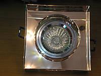 Встраиваемый квадратный светильник Feron 8180-2 MR16