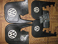Комплект брызговиков для Volkswagen Т4 (4 шт) Replika