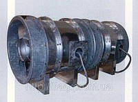Вентиляторы с внешним охлаждение для средних давлений VMBG