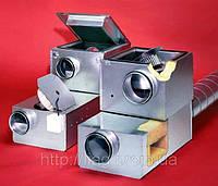 Шумоизолированные центробежные вентиляторы  SlimVent