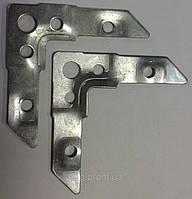 Монтажный уголок стандартный для шинорейки 20-й, фото 1