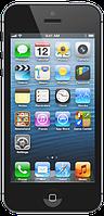 """Китайский смартфон iPhone 5, Андроид, 2 SIM, Wi-Fi, емкостной мульчитач дисплей 4""""."""