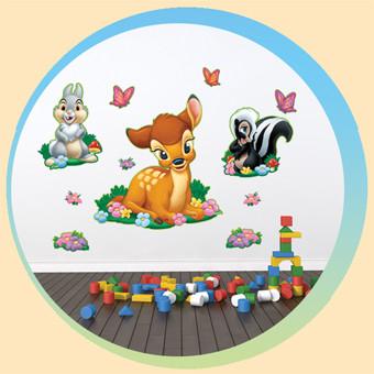 Детский оформительский набор Олененок (11 предметов)