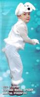 Карнавальный костюм Зайчик белый с штанишками