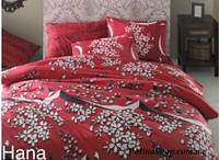 """Комплект постельного белья ALTINBASAK Бамбук """"Hana"""" Евро"""