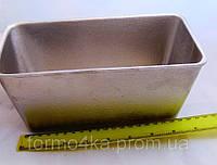 Форма для выпечки хлеба алюминиевая
