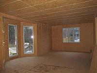 Строительство панельно-каркасных домов