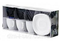Набор чайный Luminarc Carine Black&White  12 пр. D2371