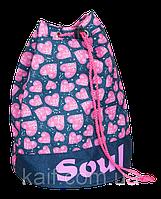 Мешок для обуви с карманом ZIBI 2014 SOUL
