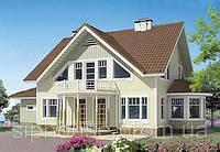 Строительство деревянных домов по канадской технологи