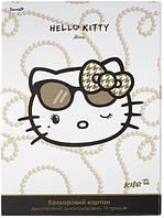 Картон цветной (двусторонний) KITE 2012 Hello Kitty 255
