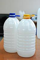 Бутылка пластиковая  ПЭТ  5 литров
