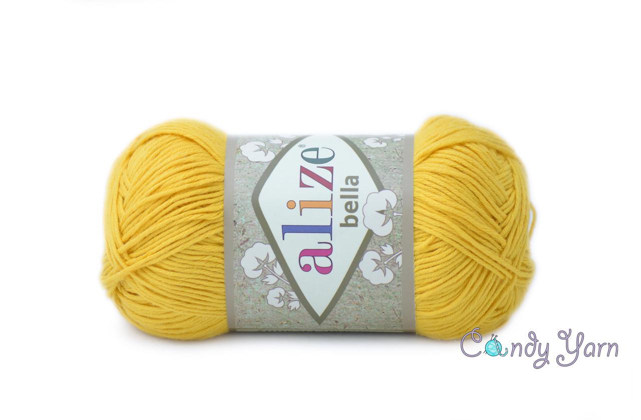 Нитки для вязания ализе меланж 85