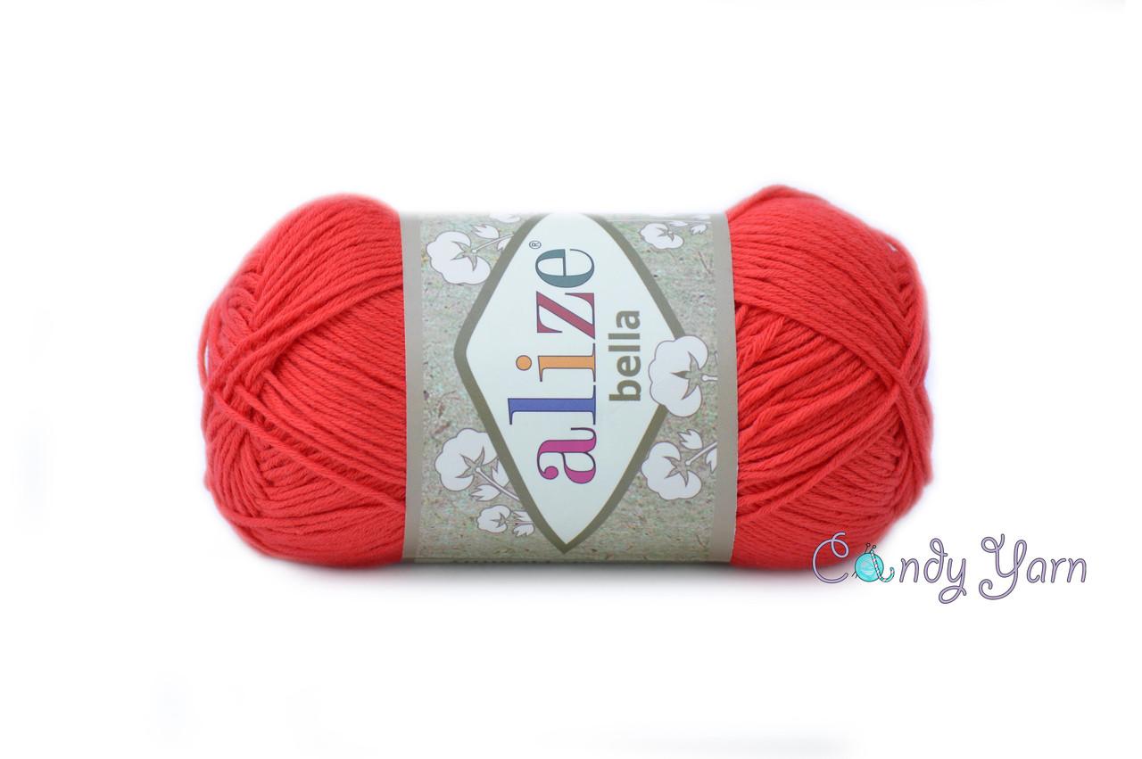 Нитки для вязания ализе меланж 13