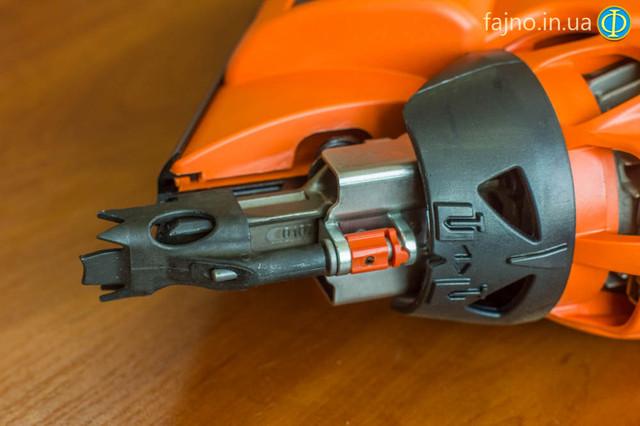 газовый гвоздезабивной пистолет Paslode IM90i