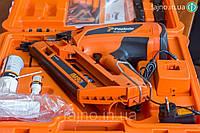 Газовый гвоздезабивной пистолет Paslode IM90i по дереву, фото 1