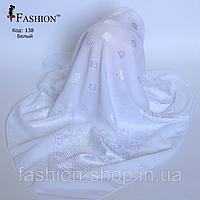 Белый платок свадебный Ангел