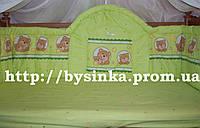 Детской постельное белье в кроватку малыша. Защита
