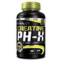 Креатин Creatine pH-X (210 капс.) BioTech