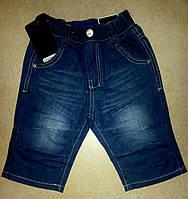 Капри джинсовые детские и подростковые  для мальчика