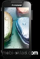 "Смартфон Lenovo A390t, дисплей 4"", Android 4.1, камера 5 Мп, 2 SIM, двухъядерный процессор 1.0 ГГц."