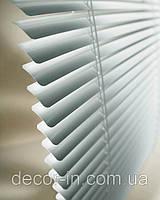 Горизонтальные  жалюзи белые 16 мм