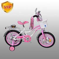 Велосипед  с приставными колесами