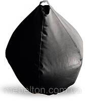 Бескаркасное кресло-груша БАББЛ черный
