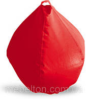 Бескаркасное кресло-груша БАББЛ Красный