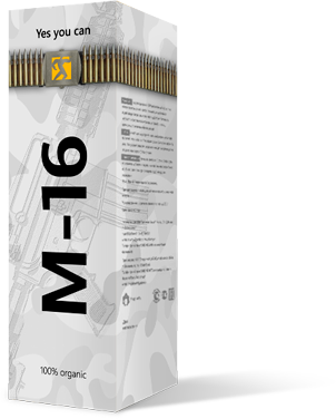 Гель для потенции м16