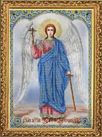 """Набор для вышивания бисером """" Икона Ангела Хранителя"""""""