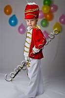 Карнавальный Костюм Гусара в белом