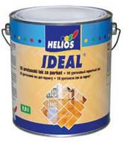 Лак для паркета глянцевый Helios Ideal 1К Хелиос Идеал 1К 10л
