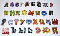 Обучающие магниты буквы Русские 4 см
