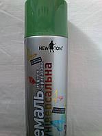 Аэрозольная краска Ral 6010 (Светло-Зеленый) 400мл