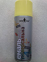 Аэрозольная краска Ral 1016 (Лимонно-Желтый) 400мл